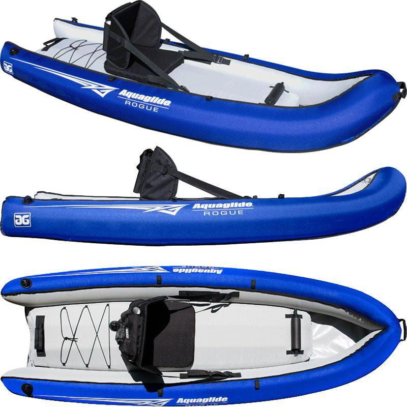 Kayak gonflable aquaglide rogue xp one - Bateau gonflable mer ...