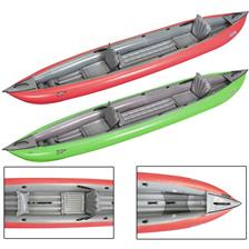 KAYAK GONFLABLE GUMOTEX SOLAR 410 - 2 PLACES