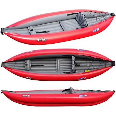 KAYAK GONFLABLE GUMOTEX TWIST 1 NITRILON