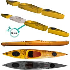 KAYAK MODULABLE POINT 65°N MERCURY GTX