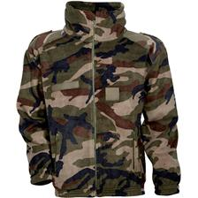 KINDERJACKE PERCUSSION POLAR  CAMO