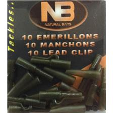 KIT CLIP NATURAL BAITS CLIP PACK