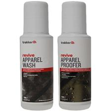 KIT D'ENTRETIEN TRAKKER REVIVE APPAREL WASH & PROTECT