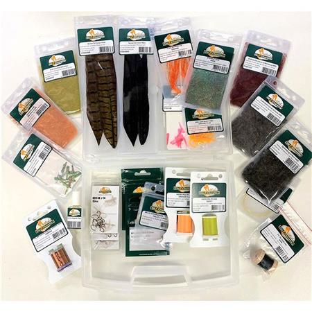 KIT FLY TYING JMC NYMPHE