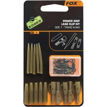 KIT FOX EDGES SURE POWER GRIP CLIP KIT