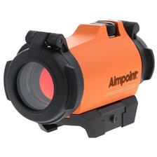 KIT POINT ROUGE AIMPOINT MICRO H-2 2MOA ORANGE