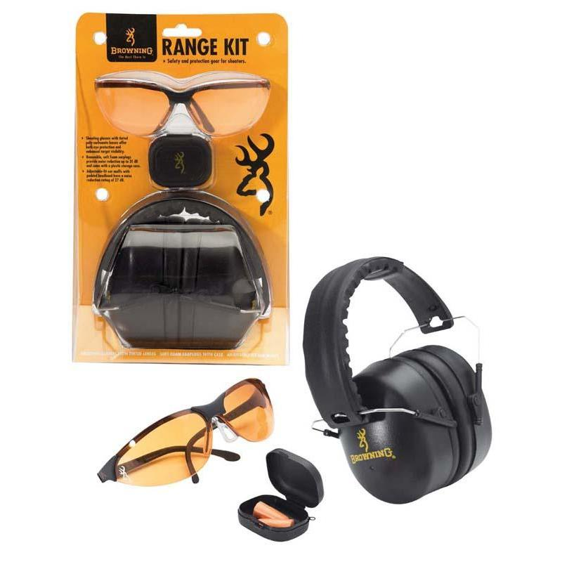 c2d2344f4bf49 Kit proteção auricular browning ranger