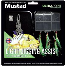 KIT REMPLACEMENT HAMECON MUSTAD LIGHT JIGGING ASSIST