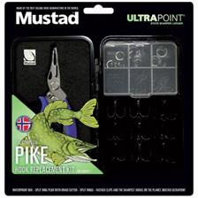 KIT REMPLACEMENT HAMECON MUSTAD TRIPLES BROCHET