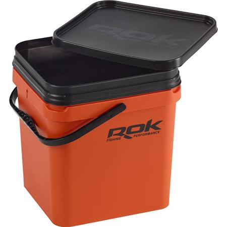 KIT SEAU CARRE ROK FISHING SQUARE BUCKET COMPLET