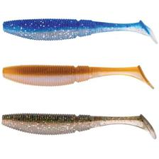 KIT SEÑUELOS SAKURA SLIT SHAD SALTWATER SELECTION 150