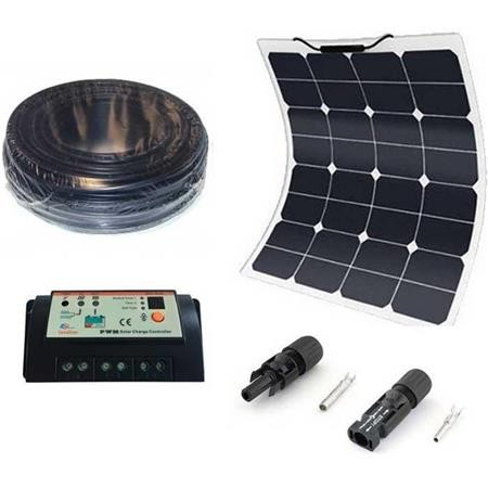 KIT SOLAIRE EVERSOL 50W