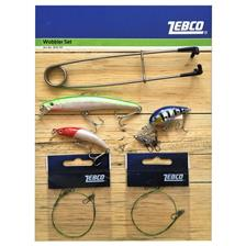 KIT VINILOS ZEBCO WOBBLER SET