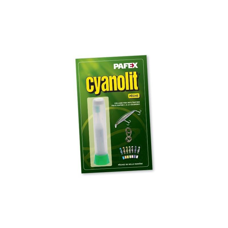 KLEBSTOFF CYANOLIT ULTRA SCHNELL PAFEX - Flacon de  2g