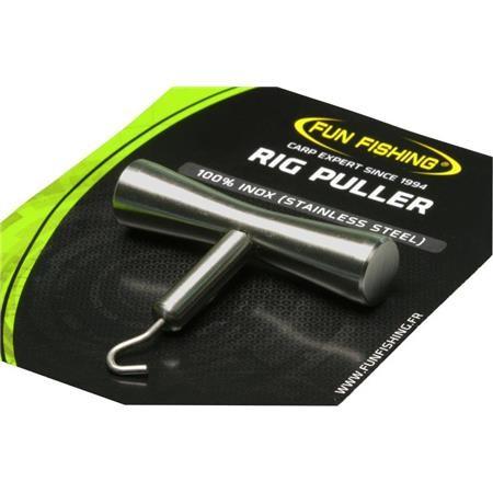 KNOT & HOOK PULLER FUN FISHING RIG PULLER