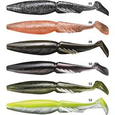 KÖDER SMITH LS HOPTERA PERFORMANCE BAITS GRITH SHAD - 4ER PACK