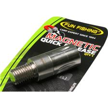 KOPPELRING FUN FISHING MAGNETIC QUICK RELEASE