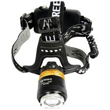 LAMPE FRONTALE AMIAUD LED 350 LUMENS