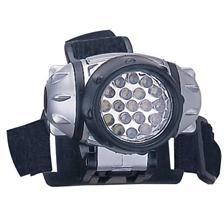 LAMPE FRONTALE AUTAIN 19 LEDS