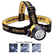LAMPE FRONTALE STREAMLIGHT SEPTOR