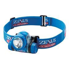 LAMPE FRONTALE ZEXUS ZW-B100 WHITE LABEL BLEUE