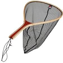 LANDING NET DAM EXQUISITE WOODEN NET