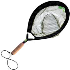 LANDING NET FLIES PAFEX FLYNET CORK HANDLE