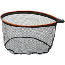 LANDING NET HEAD BROWNING NO-SNAG LAYTEX