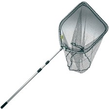 LANDING NET LARGE FISH WITH METAL HEAD SPECITEC