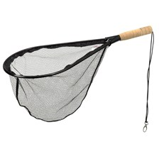 LANDING NET WITH CORK HANDLE DAM