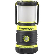 LANTERN STREAMLIGHT THE SIEGE AA WITH MAGNETIC BASE - YELLOW