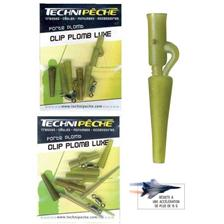 LEAD CLIPS PACKAGING DISCOVE TECHNIPÊCHE - PACK OF 3
