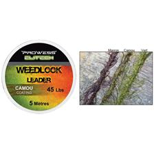 Tying Prowess WEEDLOOK LEADER 45LBS CAMOU