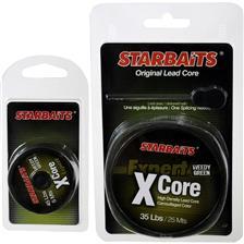 LEAD CORE STARBAITS XCORE WEEDY CREEN
