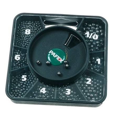 LEAD SET BOX TROPHY PAFEX