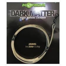 LEADER KORDA DARK MATTER RING SWIVEL