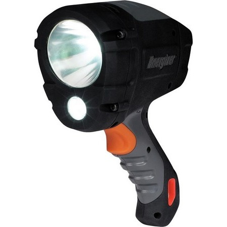 LED RECHARGEABLE SEARCHLIGHT PLASTIMO