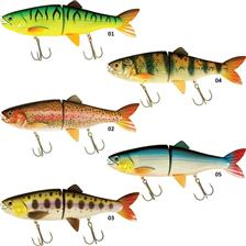 Lures Autain JMS RAPTORZ PIKE 18CM BROWN TROUT