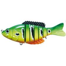Lures BC Lures SEGMENT SHAD 22CM FIRE
