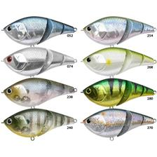 Lures Lucky Craft FAT SMACHER 75 7.5CM 23G AMERICAN SHAD