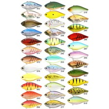 Lures Lucky Craft LVR D 7 GHOST MINNOW