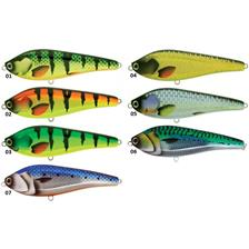 PIKE JERK 140 14CM SARDINE ORANGE BELLY