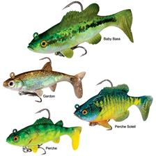 Leurres Northland Tackle LIVE FORAGE SWIMBAIT 10CM 14G BABY BASS
