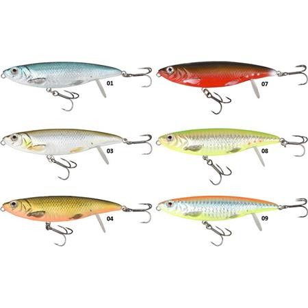 LEURRE COULANT SAVAGE GEAR 3D BACKLIP HERRING - 10CM