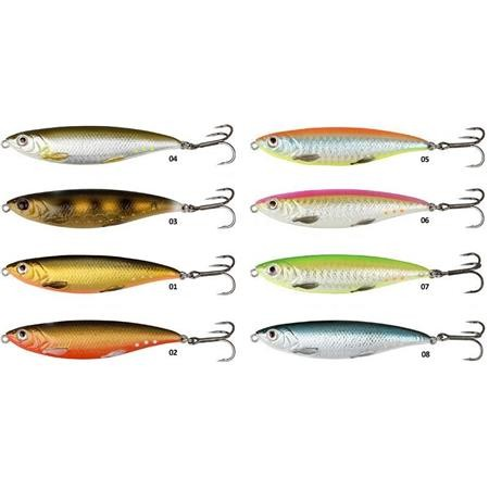 LEURRE COULANT SAVAGE GEAR 3D HORNY HERRING - 8CM