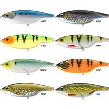 Lures Sebile LIPLESS GLIDER LEURRE COULANT 11CM AMS - AMERICAN SHAD