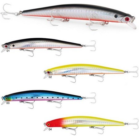 LEURRE COULANT SEIKA PREDATOR FISHING BLADE MINNOW 125