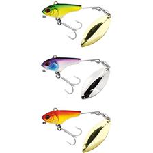 Lures Seika FLAT REAR 5CM 49/ARGENT