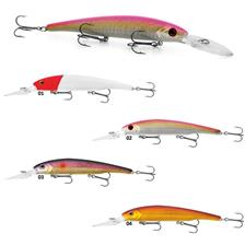 LEURRE COULANT SEIKA PREDATOR FISHING PHANTOM MINNOW - 12CM