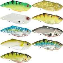 Lures Spro LAME TEPPAN VIB 7G FIRE TIGER